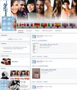 facebook spacetchat