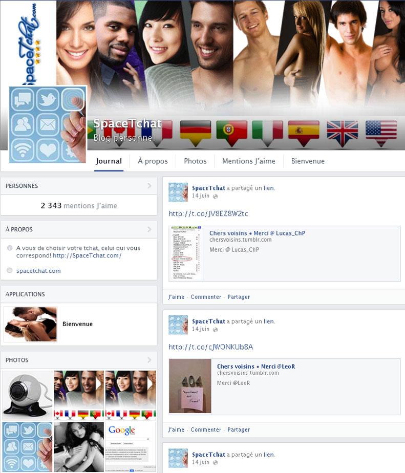 Comment utiliser facebook pour faire des rencontres