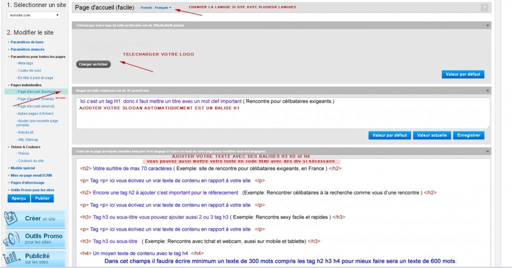 titre sur les exemples de sites de rencontres
