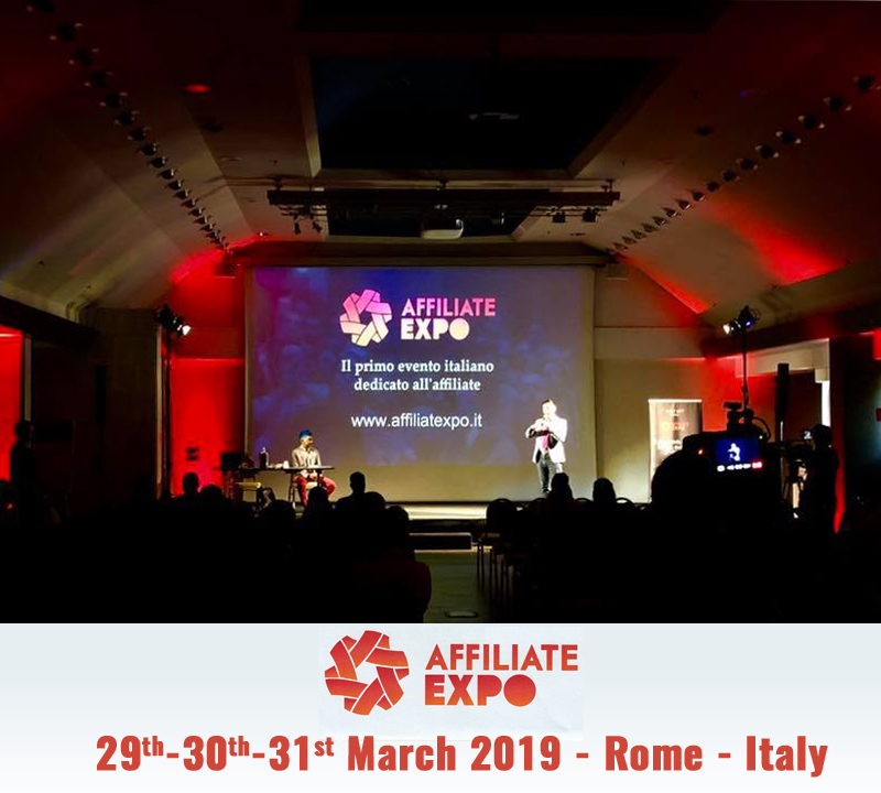 affliate expo Roma